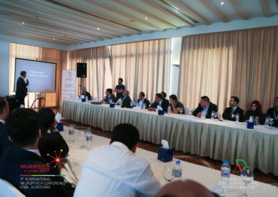 1st International-Neuropsych Conference-Erbil, Kurdistan-13