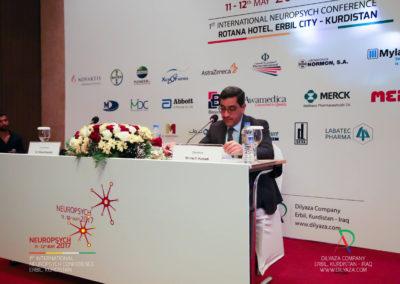 1st International-Neuropsych Conference-Erbil, Kurdistan-23