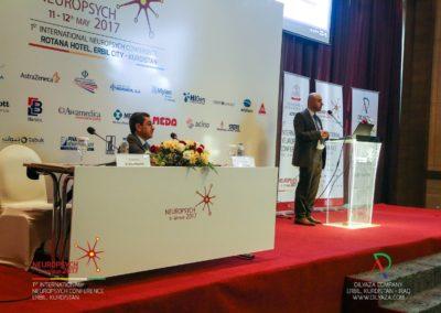 1st International-Neuropsych Conference-Erbil, Kurdistan-30
