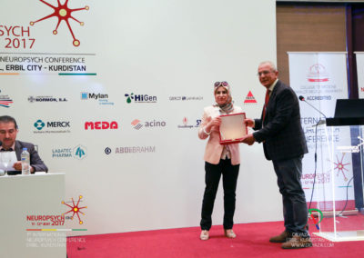 1st International-Neuropsych Conference-Erbil, Kurdistan-58