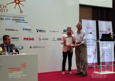 1st International-Neuropsych Conference-Erbil, Kurdistan-59